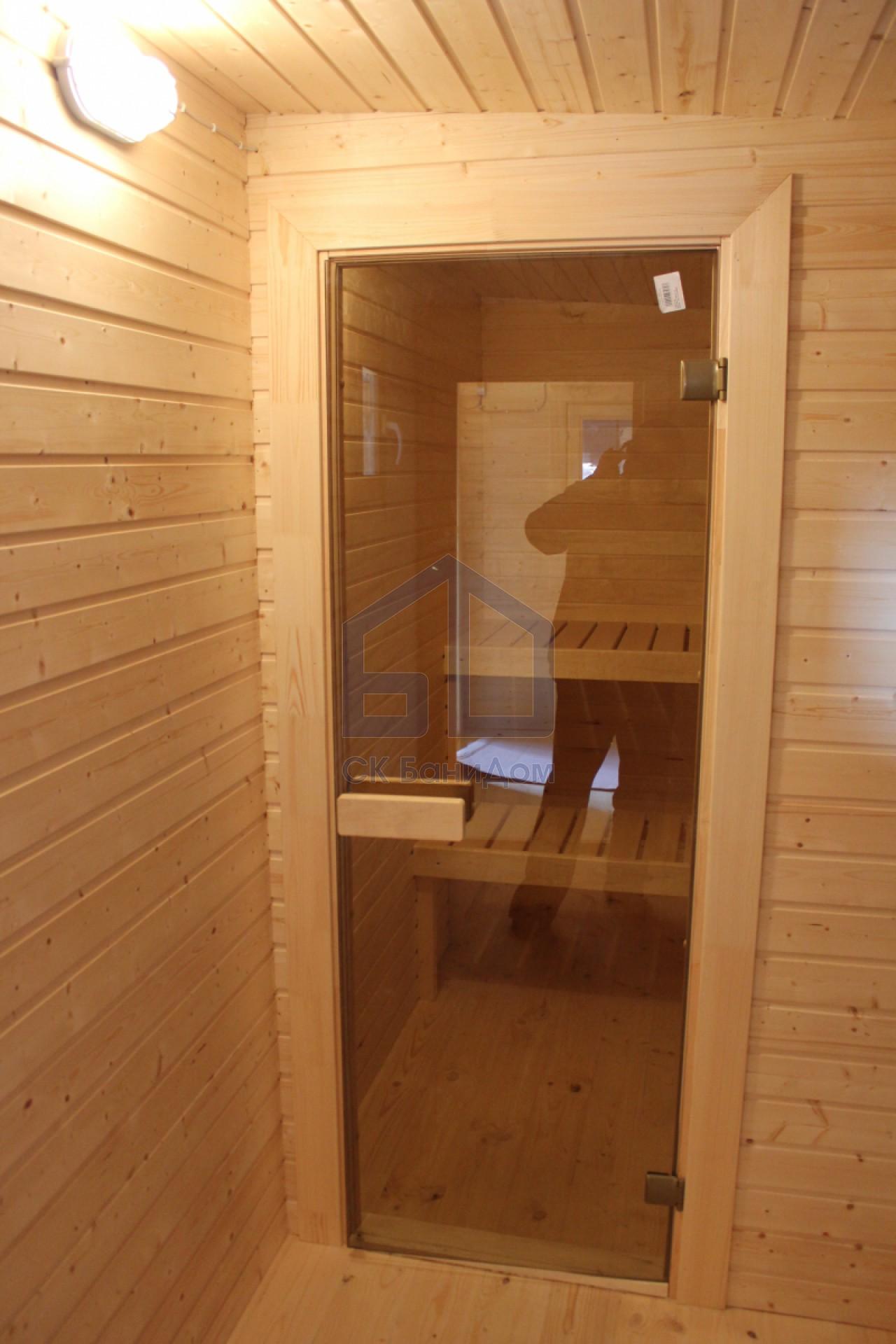 готовая баня перевозная под ключ фото и цены